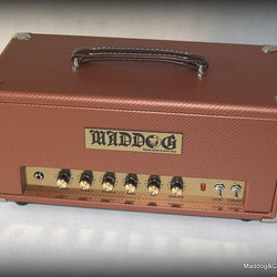 Maddog Copper Plexi Head 18